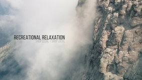 recreational relaxation